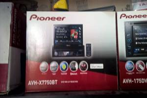 Pioneer(monitor) AVH-X7750BT(original)